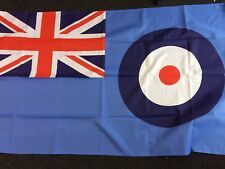 ENSIGN RAF  5ft x 3ft Flag  with brass eyelets