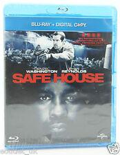 Safe House Blu-ray Gebiet B NEUE & VERSIEGELTEN Denzel Washington