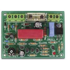 Fan Timer Velleman Electronics Kit Duration Control Time Delay