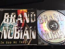 Brand Nubian – In God We Trust CD ALBUM