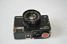 AGFA Optima SENSOR 535 Film TESTED Camera LOMOGRAPHY Have ISSUES Solitar f/2.8