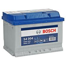 Starterbatterie Autobatterie Batterie BOSCH S4 004 60Ah 12V 540A 0092S40040