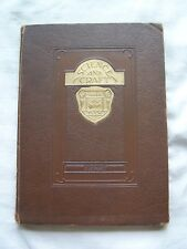 1929 CRANE TECHNICAL HIGH SCHOOL YEARBOOK CHICAGO, ILLINOIS  SCIENCE AND CRAFT