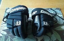 Cooper HG200 3-D Flex Black Hockey Gloves (please read)