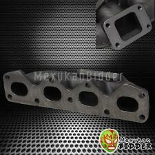 Cast Iron T3 Turbo Exhaust Manifold For Mazda Miata 1990-1993 MX5 MX-5 1.6L