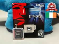 Kingston Canvas Select Plus microSD Memory Card  Class10 TF/SD Card 128GB  UHS-1