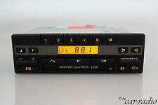 MERCEDES Autoradio BECKER Europa 2000 be1100 Oldtimer Youngtimer CASSETTE RADIO