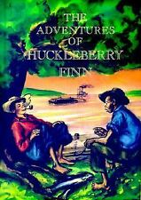 Illustrated Junior Library: The Adventures of Huckleberry Finn, Level 3(1976)