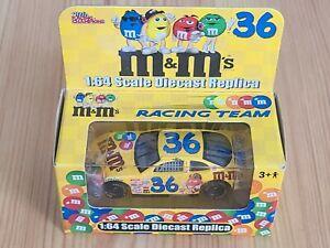 2002 #36 Ken Schrader M&M's Promo 1/64 Action NASCAR Diecast