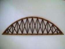 Puentes de escala N para modelismo ferroviario