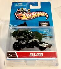 "🏁 Hot Wheels 2013 BAT-POD ""Dark Night Trilogy"" 🏁"