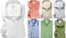 Olymp Cotton Regular Formal Shirts for Men