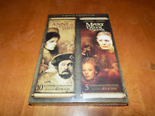 ANNE OF THE THOUSAND DAYS & MARY QUEEN OF SCOTS 2 Epic Masterpieces DVD SET NEW