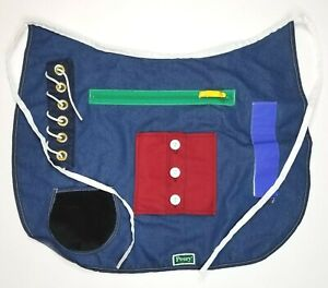 Posey Activity Apron Cognitive Therapy Dementia Alzheimers 7400