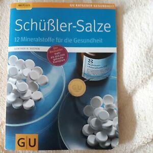Buch Schüßler Salze