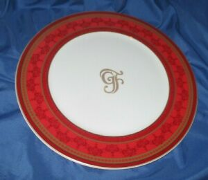 THE GRAND FLORIDIAN Original Disney Cast Member Prop ~Dinner Plate from Resort