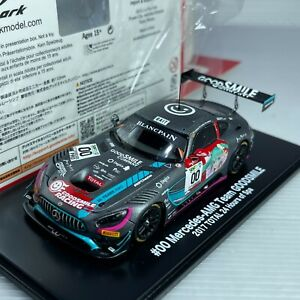 1/43 Spark Mercedes-Benz AMG Team Goodsmile 2017 TOTAL 24hours Spa #00