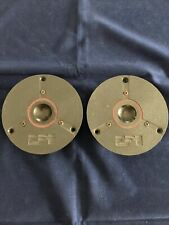 Vintage Epicure Epi A100 Speaker Replacement Part: 1019 Tweeters Tested