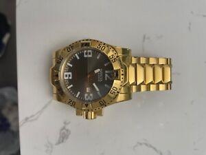 invicta mens watch used