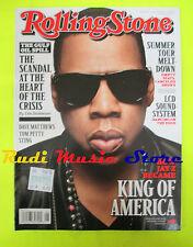 ROLLING STONE USA MAGAZINE 1107/2010 Jay-Z Jonah Hill Jack Jackson Sting No cd