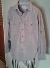 PaperDemin & Cloth, Child's Long Sleeve Shirt, Size 10/12