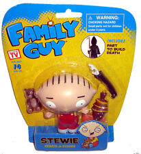Family Guy Create-A-Figure Stewie Figure MIB Walgreens Exclusive W/ Death Part!