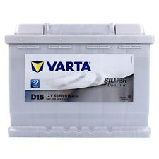 VARTA SILVER DYNAMIC 63-AH 12V AUTOBATTERIE STARTERBATTERIE BATTERIE 31667760