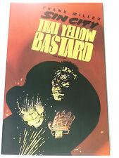Frank Miller SIN CITY That yellow Bastard # 6 of 6 ( US Dark Horse Comics )