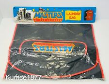 Motu, Laundry Bag , Masters Of The Universe Factory Sealed, New, Vintage, He-man