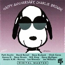Happy Anniversary, Charlie Brown! by Original Artists HITS Minty CD New Case