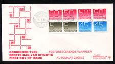 FDC met postzegelboekje PB 25, Philato, blanco/open
