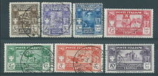 1930 LIBIA USATO 4° FIERA DI TRIPOLI - RR12774