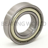 EX6204ZZ Ball Bearing with extended ring on one side 20x47x12//15mm