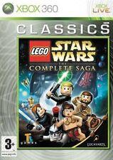LEGO STAR WARS THE COMPLETE SAGA  *EDICIÓN CLASSICS*  NUEVO Y PRECINTADO!!