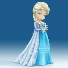 NEW Disney 'My Granddaughter, My Precious' Snowflake Figurine Bradford Exchange