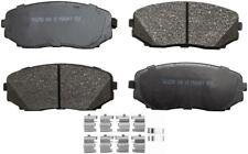 Disc Brake Pad Set-ProSolution Ceramic Brake Pads Front Monroe GX1258