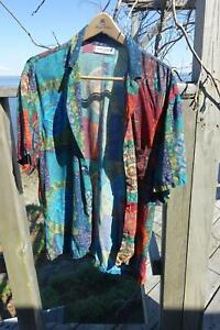 Dolce & Gabbana Mare Vintage SS Shirt 38 US Medium Made in Italy
