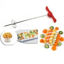 Potato Tornado Spiral Cutter Twister Slicer Fry Potato Carrot Cutter New Curly