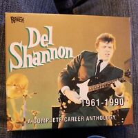 Del shannon 1961-1990 a complete career anthology 2cd rare import