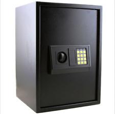 Digital Lock Keypad Safe Box Home Security Gun Cash BlackExtra Large Electronic