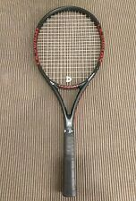 Donnay Formula 100 Tennis Racquet 4 1/2 grip, new overgrip, Sensation string!