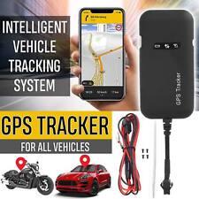 LOCALIZZATORE SATELLITARE GPS GSM GPRS ANTIFURTO TRACKER AUTO MOTO BARCA GT02A