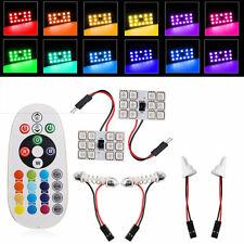 5050SMD LED RGB Auto-Innenhaube, die Platte-Licht-Lampe mit Fernsteuerpult liest