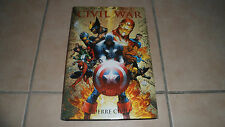CIVIL WAR - vol 1 guerre civile - Marvel deluxe PANINI TBE