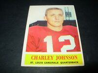 8-1964 Philadelphia football St.Louis Cardinals
