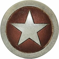 Star Belt Buckle Lone Western Cowboy New Chief Texas Western Mens Sheriff Badge