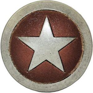 Star Belt Buckle Lone Western Cowboy New Chief Texas Western Mens Sheriff Badge