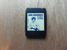 Jimi Hendrix Early Years 8 Track Tape 1974 Birchwood #BW89 Rare