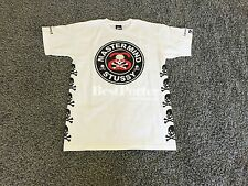 New Mastermind X Stussy starbuck Skull Tee very limited supreme box logo CDG PCL