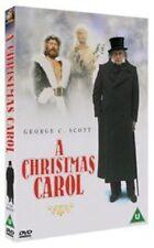 George C Scott a Christmas Carol 1984 Charles Dickens | DVD